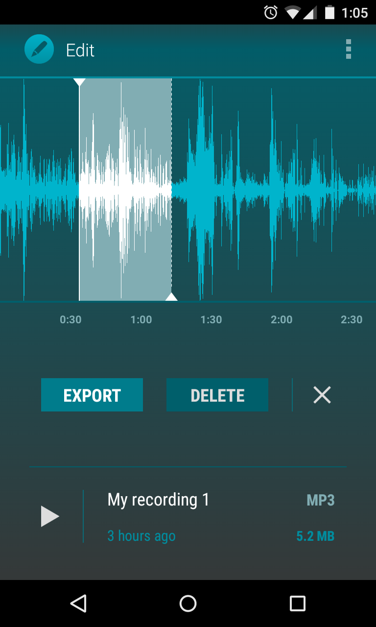 AudioField for Android - Code Sector